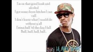 Lil Wayne ft. Future & Drake - Love Me (Lyrics) (Bitches Love Me)