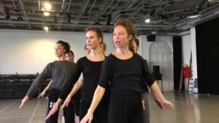 Rehearsing Three by Ohad Naharin | Kholo.pk