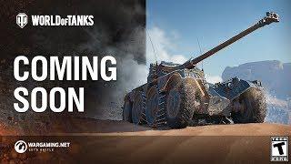World of Tanks: Pushing Forward