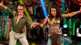 Gambar cover Susanna Reid & Kevin Samba to 'Whenever, Wherever' - Strictly Come Dancing: 2013 - BBC One