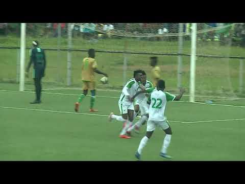 MAGOLI YA KAGERA SUGER DHIDI YA PAMBA FC YUNEDA TV
