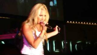 Ashley Tisdale-Tell Me Lies Live at the Citadel Outlets in Los Angeles, CA 11.21.09