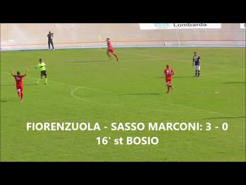 Preview video Highlights Fiorenzuola-Sasso Marconi<span style=