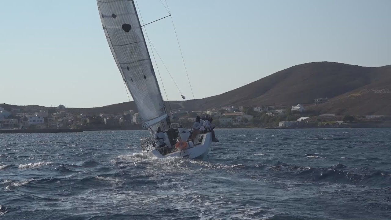 Mία μεγάλη γιορτή στα Ψαρά για την Aegean Regatta