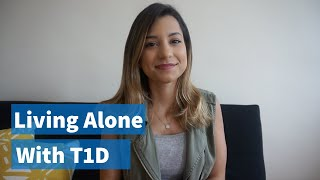 Living Alone with Type 1 Diabetes