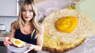 I TRIED MAKING VEGAN FRIED EGGS | How To Make A Vegan Egg | The Edgy Veg