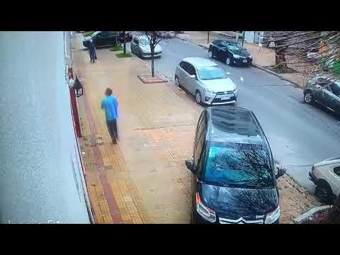 Video. Desvalijaron tres departamentos de 51 y 22