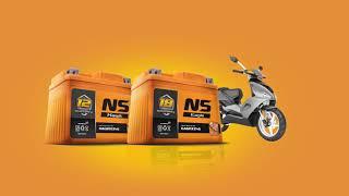 Aki Accu Battery NS HAWK Sky Drive Sky Wave Spin Hayate Next Adress Lets