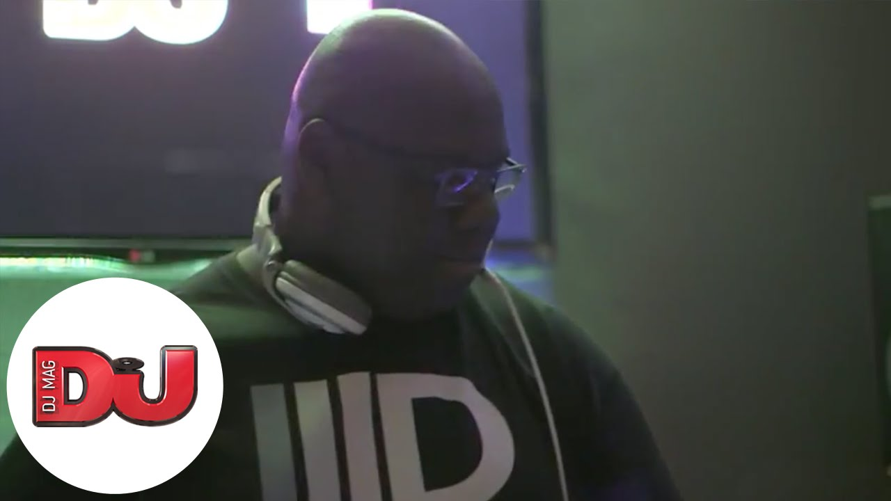 Carl Cox, Jon Rundell and Joe Brunning - Live @ DJ Mag HQ 2015
