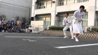 シルブプレ「ダブルス」大道芸ワールドカップ In静岡2015