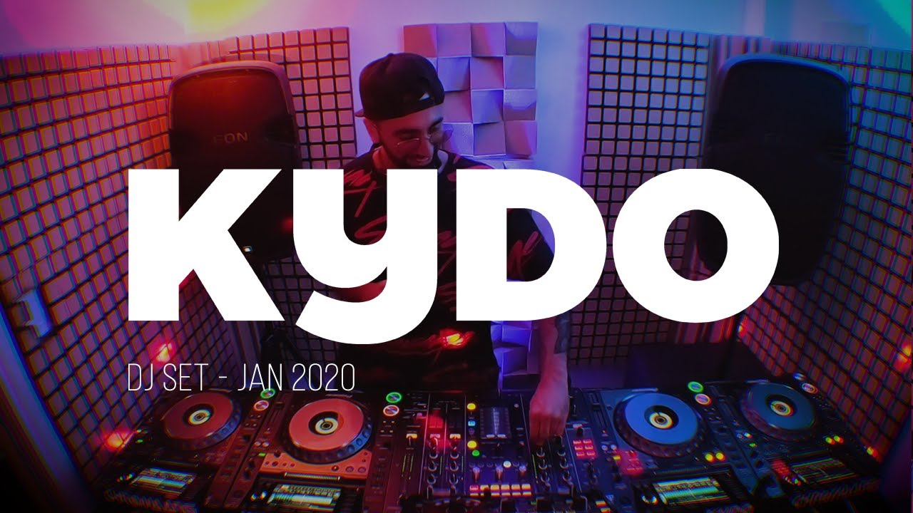 Kydo - Live @ Home Studio, January 2020