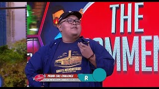 Prank Call Challenge Dengan Penyiar Kondang Reza Chandika (2/4)