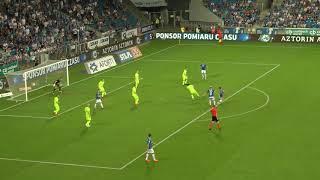 Лига Европы. Лех - Шахтер - 3:1. Видеофрагменты игры