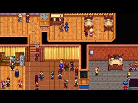 A Completely Typical Day In Stardew Valley Where Nothing Strange Happened