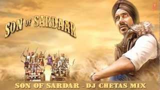Son Of Sardaar Full Remix Song (Audio)   Ajay Devgn