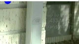 La Crosse Weather Station WS-7014 Wireless Forecast Station