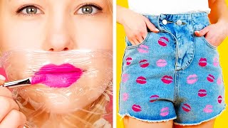 37 CRAZY DIY WAYS TO UPGRADE YOUR BORING CLOTHES
