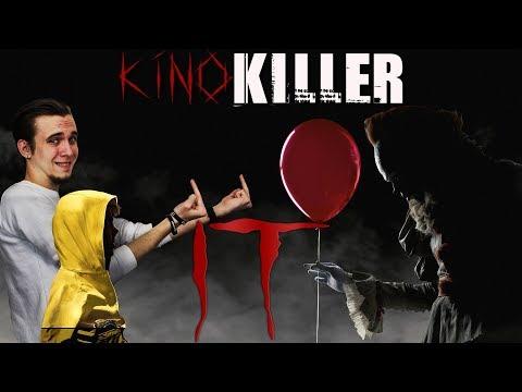 """Обзор фильма """"Оно"""" (Главная клоунада 2017-го года) - KinoKiller видео"""