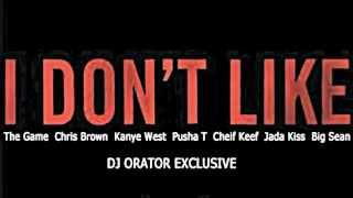 Chris Brown - I Don't Like (Drake Diss)