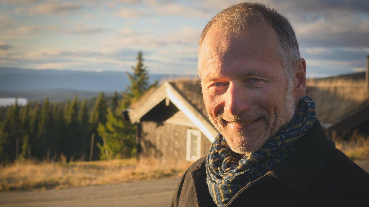 Tor Arnesen om de nye hyttebyene
