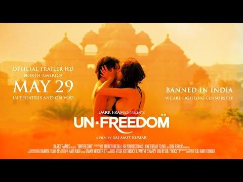 Unfreedom official movie trailer HD