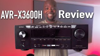 Denon AVR-X3600H Receiver Unboxing & Review | Killer price, better features [4K HDR]