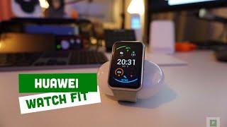 Huawei Watch FIT - Ausgepackt und konfiguriert | Deutsch