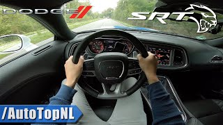 2020 DODGE Challenger HELLCAT 727HP POV Test Drive By AutoTopNL