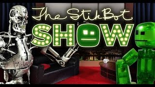 The Stikbot Show 🎬  | The one with The Terminator