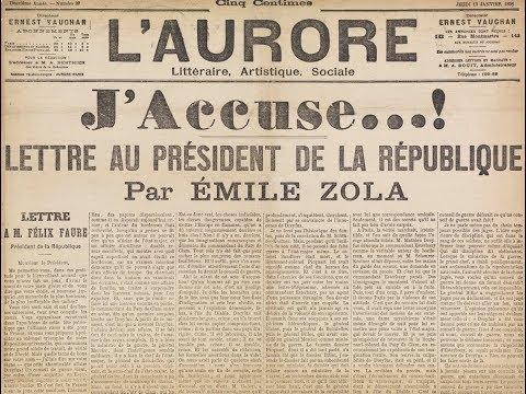 """[ L'Affaire Dreyfus ] dans le film """"J'accuse"""" de Polanski avec Jean Dujardin et Louis Garrel"""