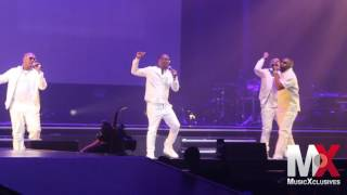 "112 Performs ""Cupid"" at Bad Boy Family Reunion show in Brooklyn"