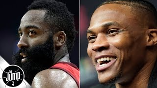 Mike D'Antoni has to make Westbrook and Harden work - Ohm Youngmisuk | The Jump