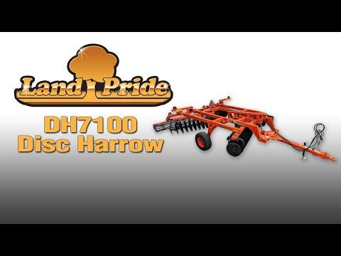 2021 Land Pride DH7115 in Beaver Dam, Wisconsin - Video 1