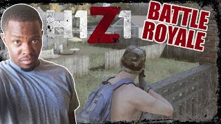 Battle Royale H1Z1 Gameplay - CATCHIN BODIES! | H1Z1 BR Gameplay