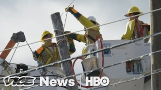 Why It's So Hard To Get The Power Back On In Puerto Rico (HBO)