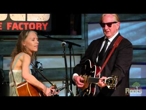 "Gillian Welch & Dave Rawlings w/ T Bone Burnett ""Everything Is Free"""