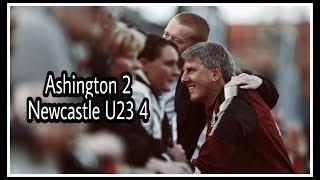 Review | Ashington 2-4 Newcastle United U23