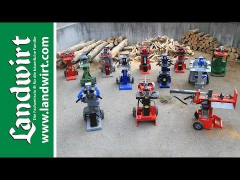12 Holzspalter im Test | landwirt.com