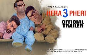 Hera Pheri 3-Official Trailer | 51 Interesting facts | Akshay | Sunil Shetty | Paresh Rawal