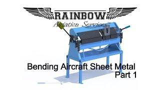 Bending Sheet Metal Part 1