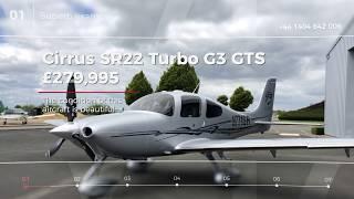 Cirrus SR22 Turbo G3 GTS