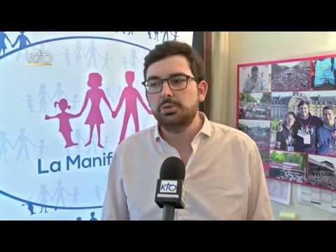 La Manif Pour Tous réagit à la condamnation d'Act Up