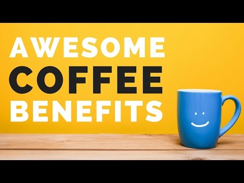Top 4 Health Benefits of Coffee, Backed by Science
