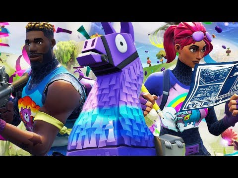 How to Save a Llama | Fortnite Short Film