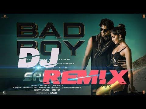 Saaho: BAD BOY DJ MIX  SONG DJ SUBROTO