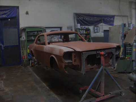 Download 1966 Ford Mustang GT Restauration / Restoration Part 1 HD Mp4 3GP Video and MP3
