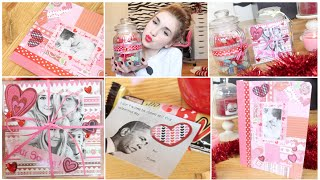Diy: Valentine's Day Gift Ideas - Great For Boy/Girlfriend & Friends! Affordable and Easy!