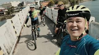 Bike Ride From Parit Buntar To Kuala Kurau 30 Dec 2018