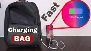 Awesome Fast Phone Charging Smart Bag || by Hindi Tutorials