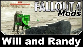 Fallout 4 Mods - Will and Randy